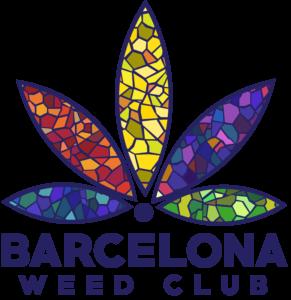 barcelona weed club logo